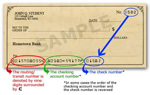 How do I stop automatic payments from my bank account?
